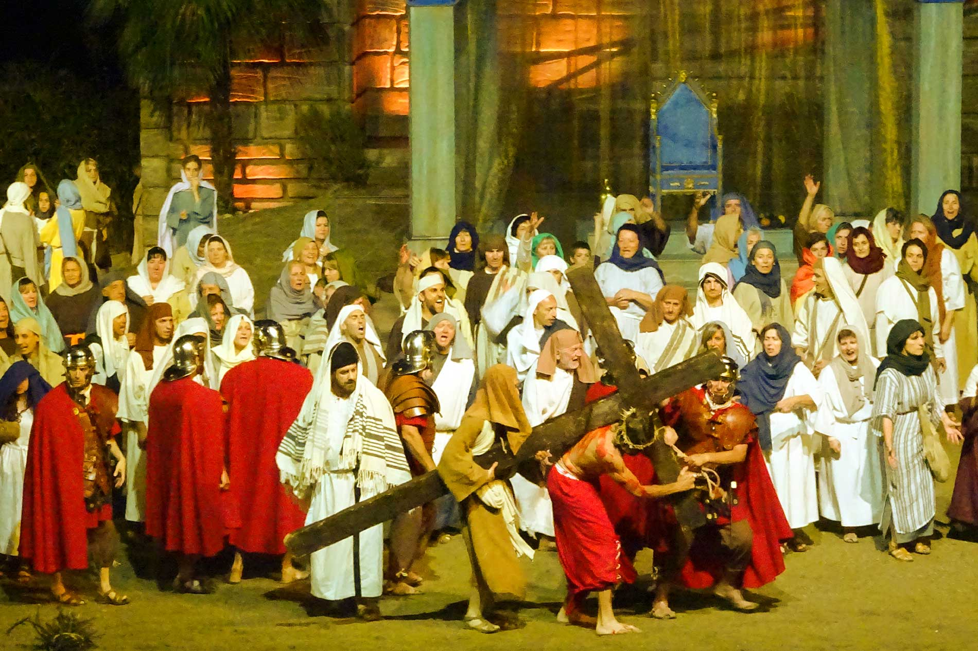 Sordevolo Passion Play 1 CKR