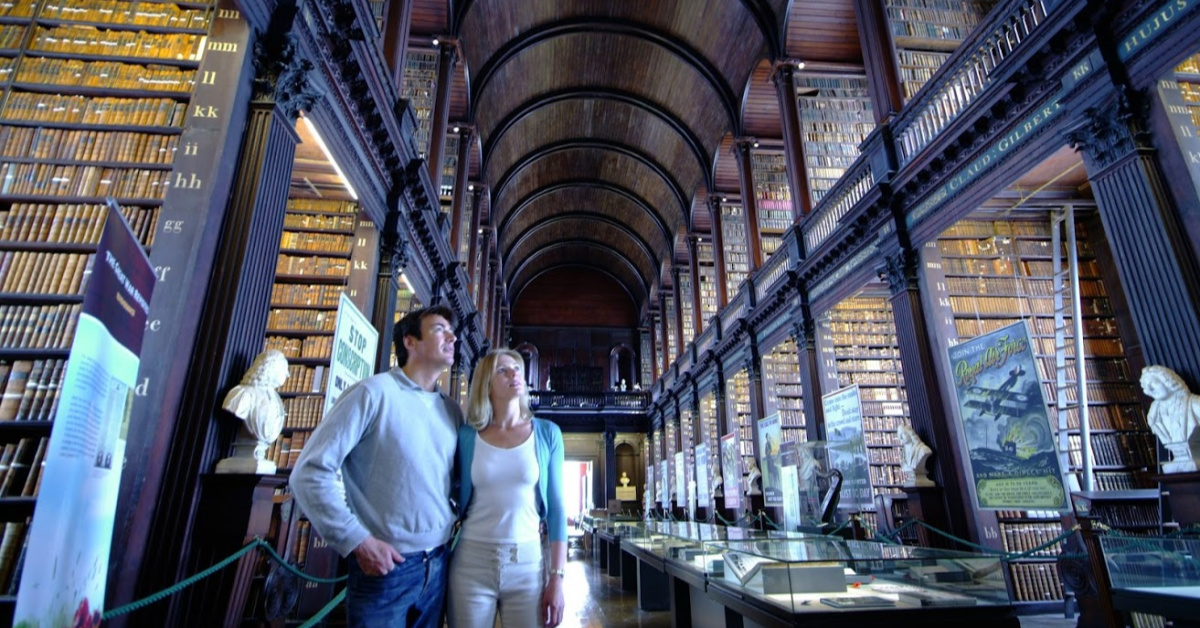 Ireland Dublin Book of Kells