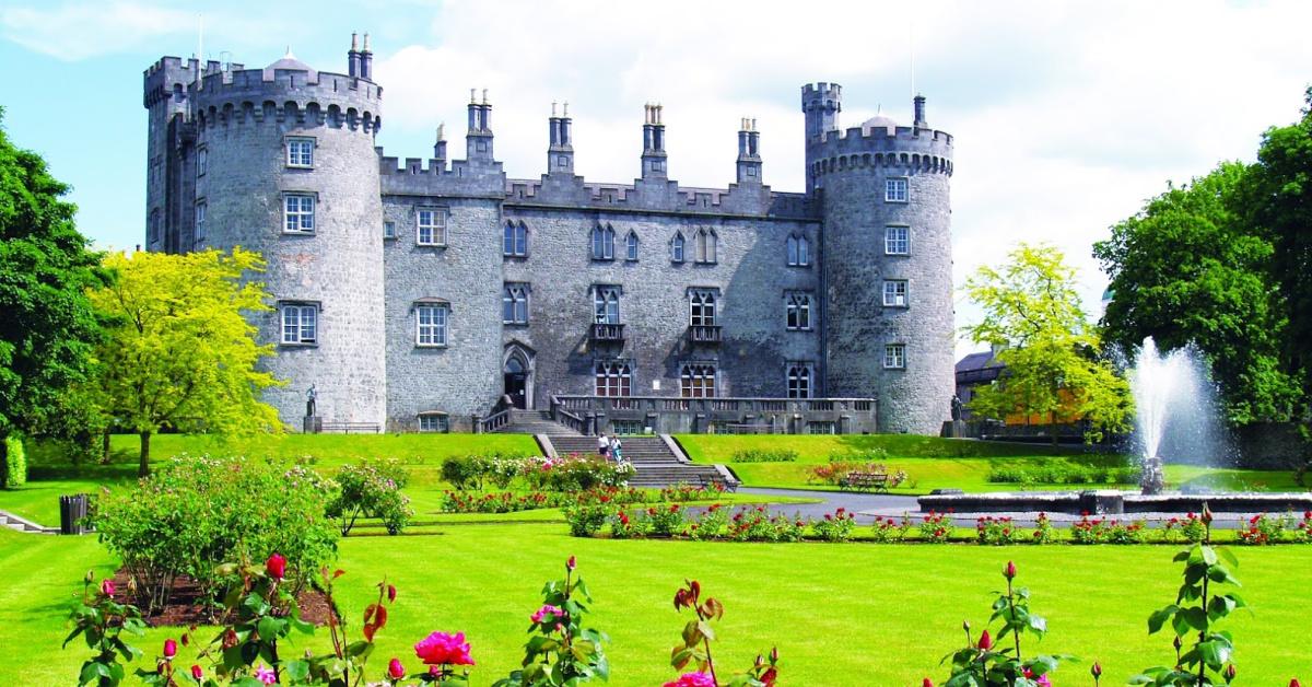 Ireland Kilkenny Castle