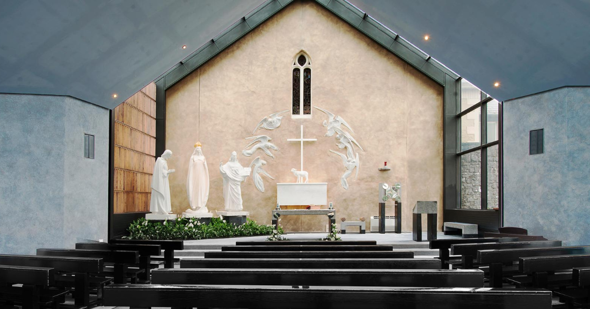 Ireland Knock Shrine