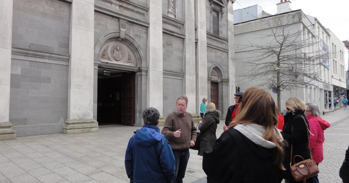 Ireland Waterford Jack Burthaell Walking Tour