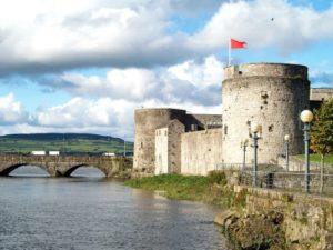 King John's Castle Limerick City
