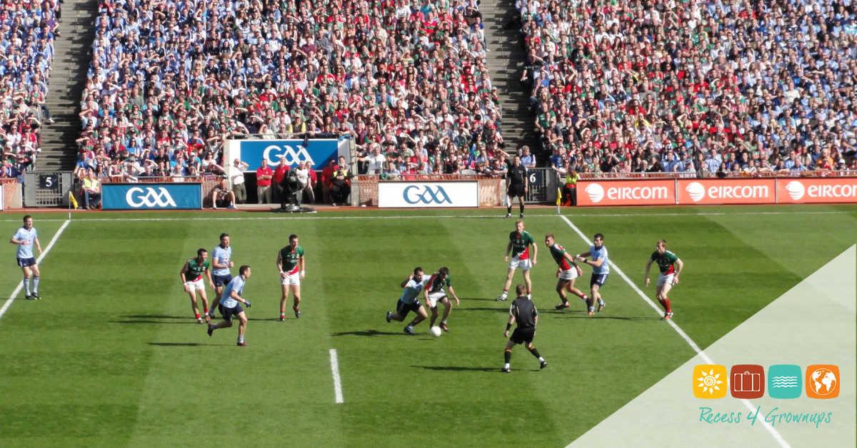 Croke Park-Gaelic Football-Play-Featured Image