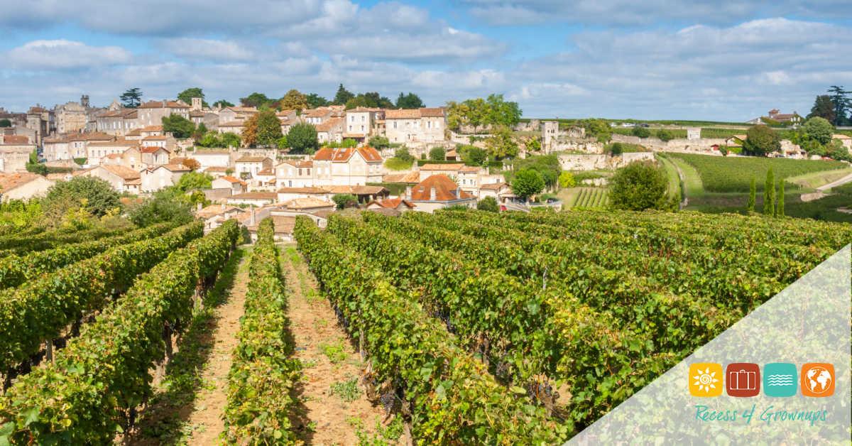 France-Bordeaux-St Emilion Vineyard-Featured Image-PP