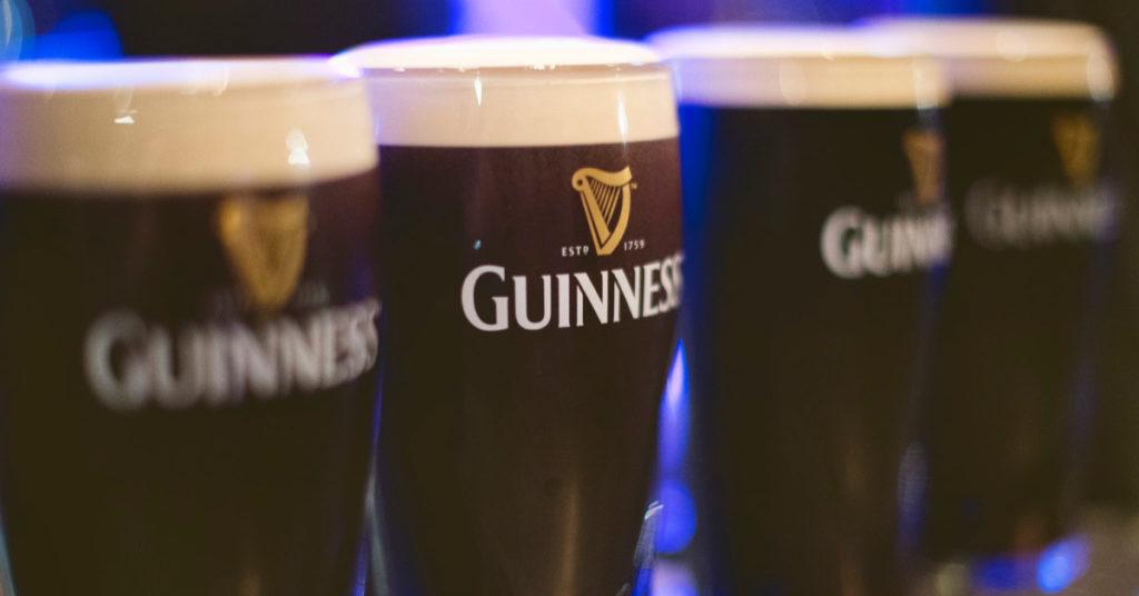 Guinness Glasses