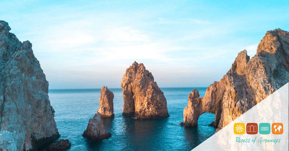 Mexico-Los Cabos-Sea and Arch-Featured Image- VLC