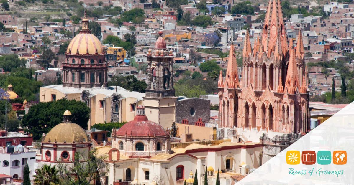 Mexico-San Miguel de Allende-