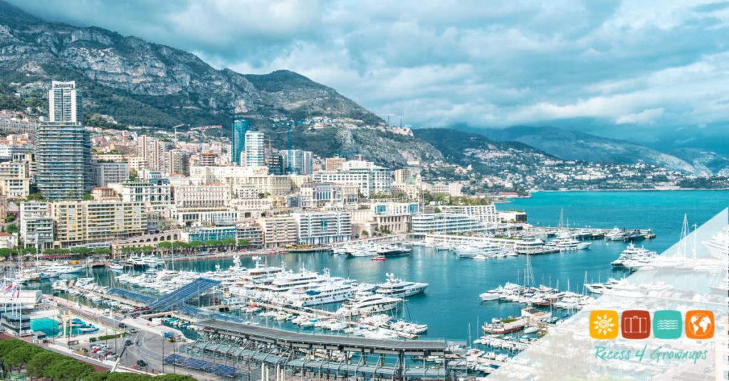 Monaco-Meditteranean Sea-Gran Prix