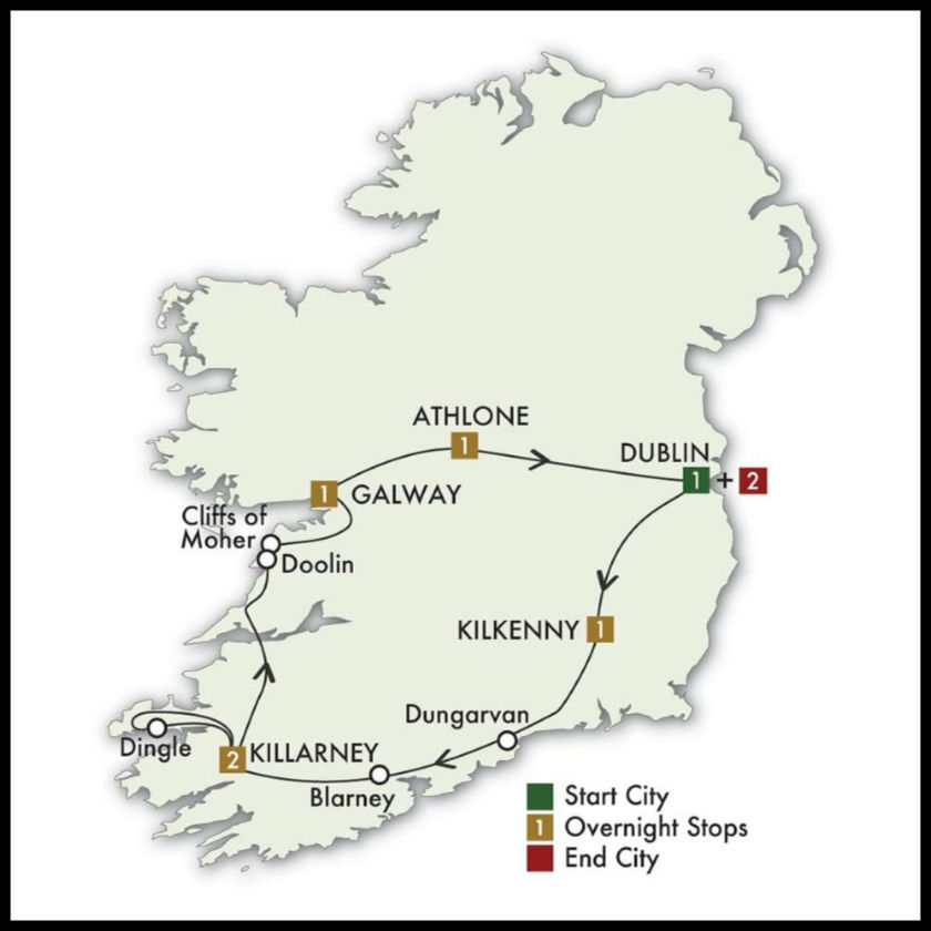 Pub Explorer Ireland Tour