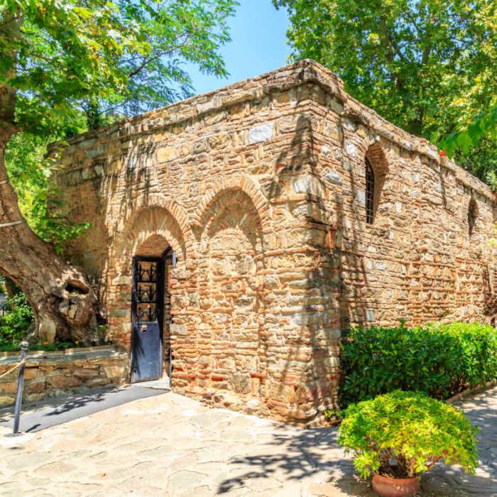 Turkey Ephesus House of Virgin Mary 2