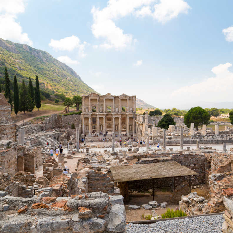 Turkey Ephesus SiteView